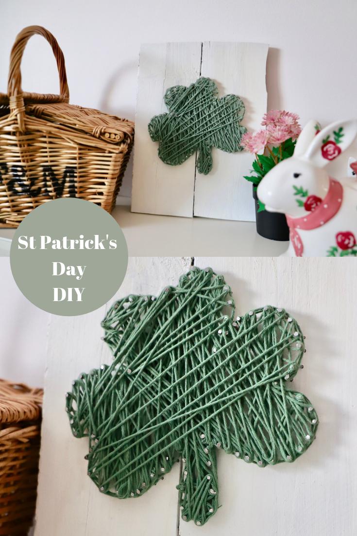 St Patrick's Day DIY