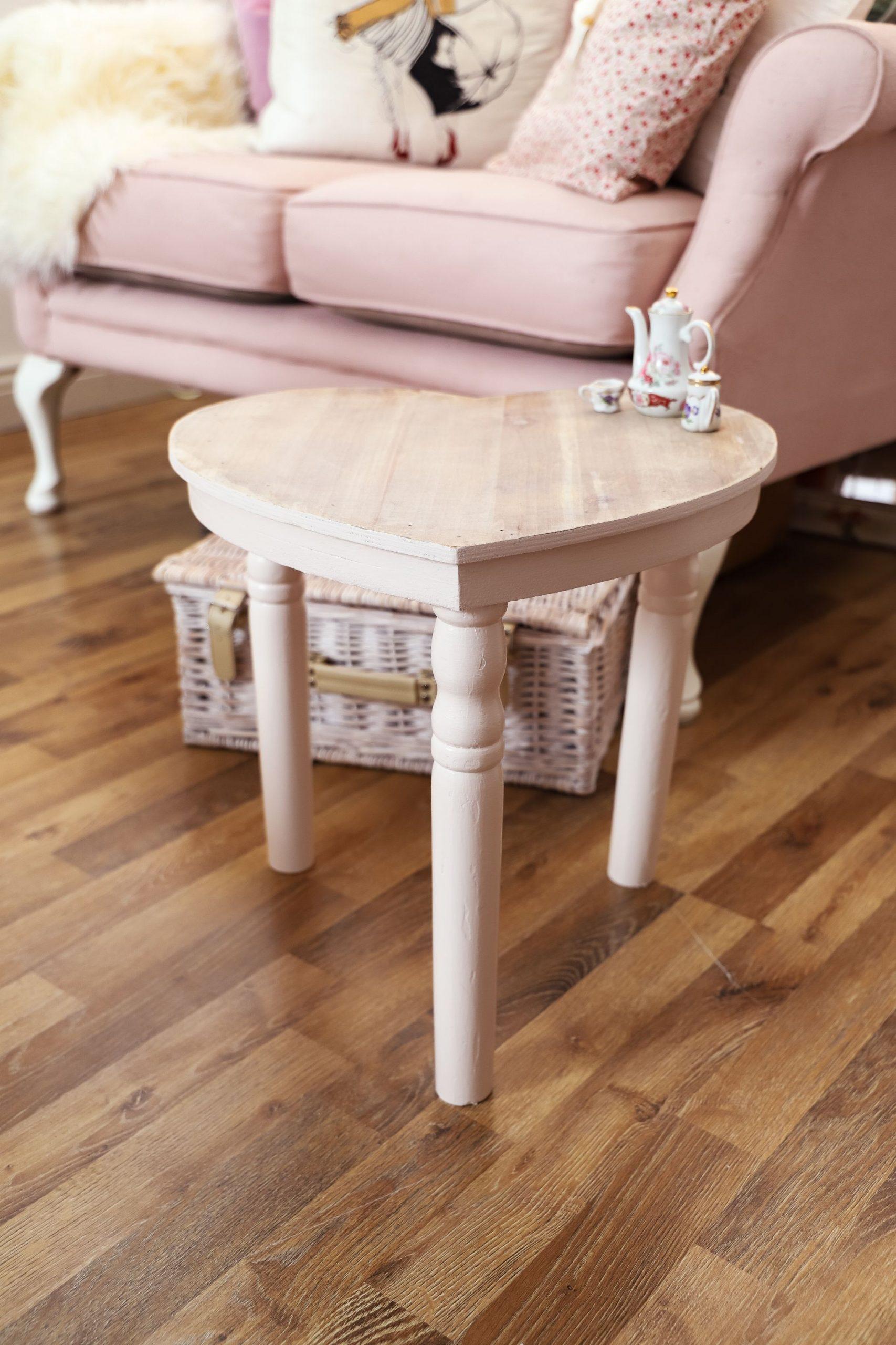 Mouldy furniture DIY makeover