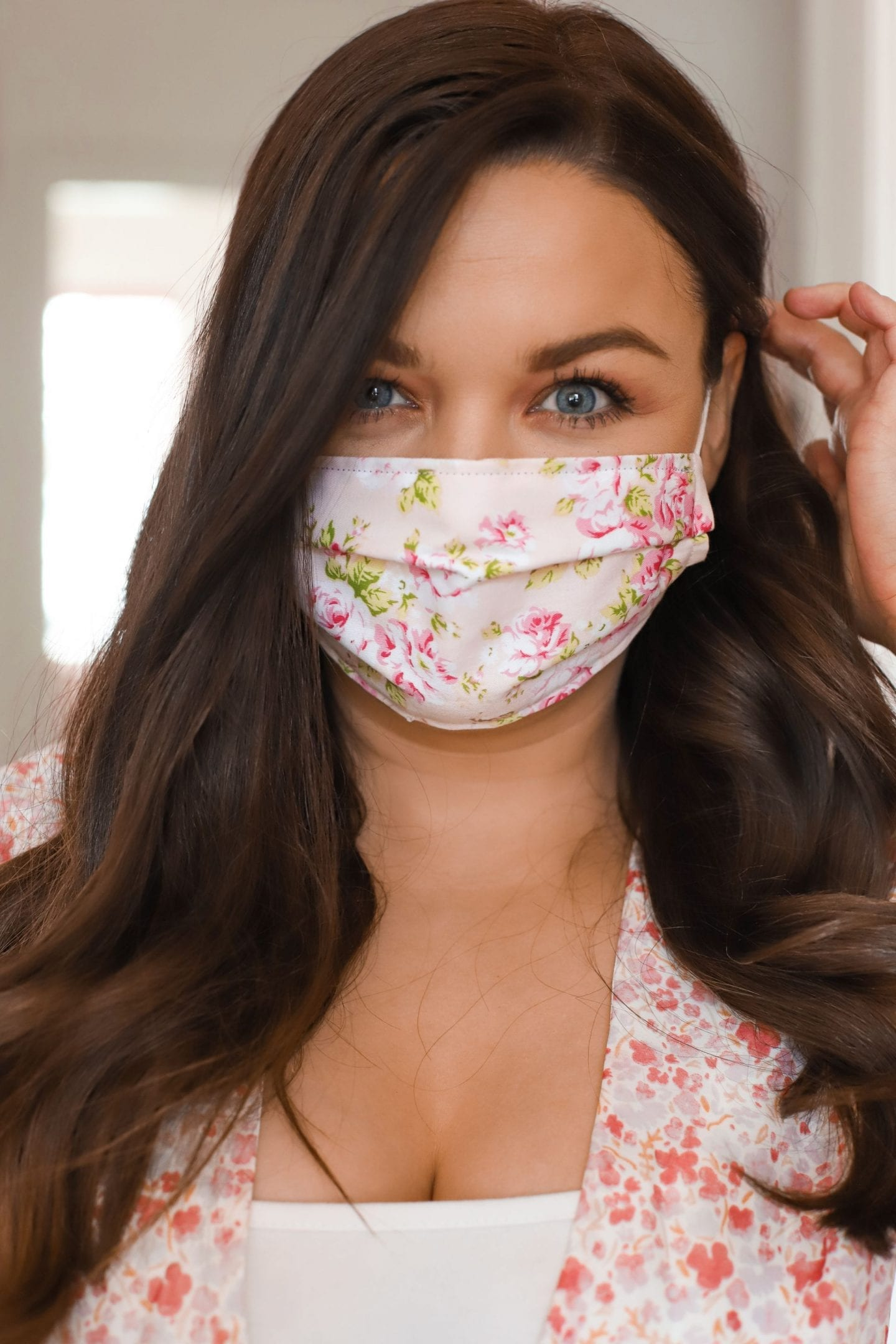 how to make a reusable face covering