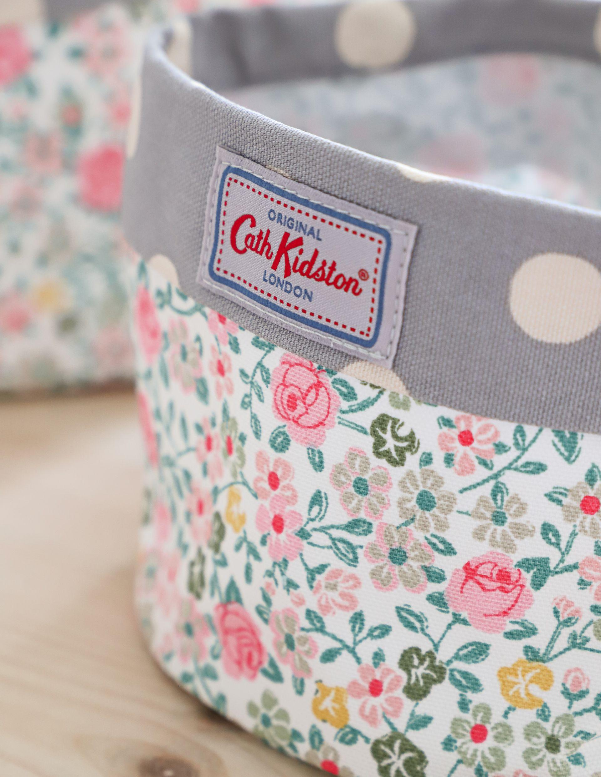 Floral storage basket