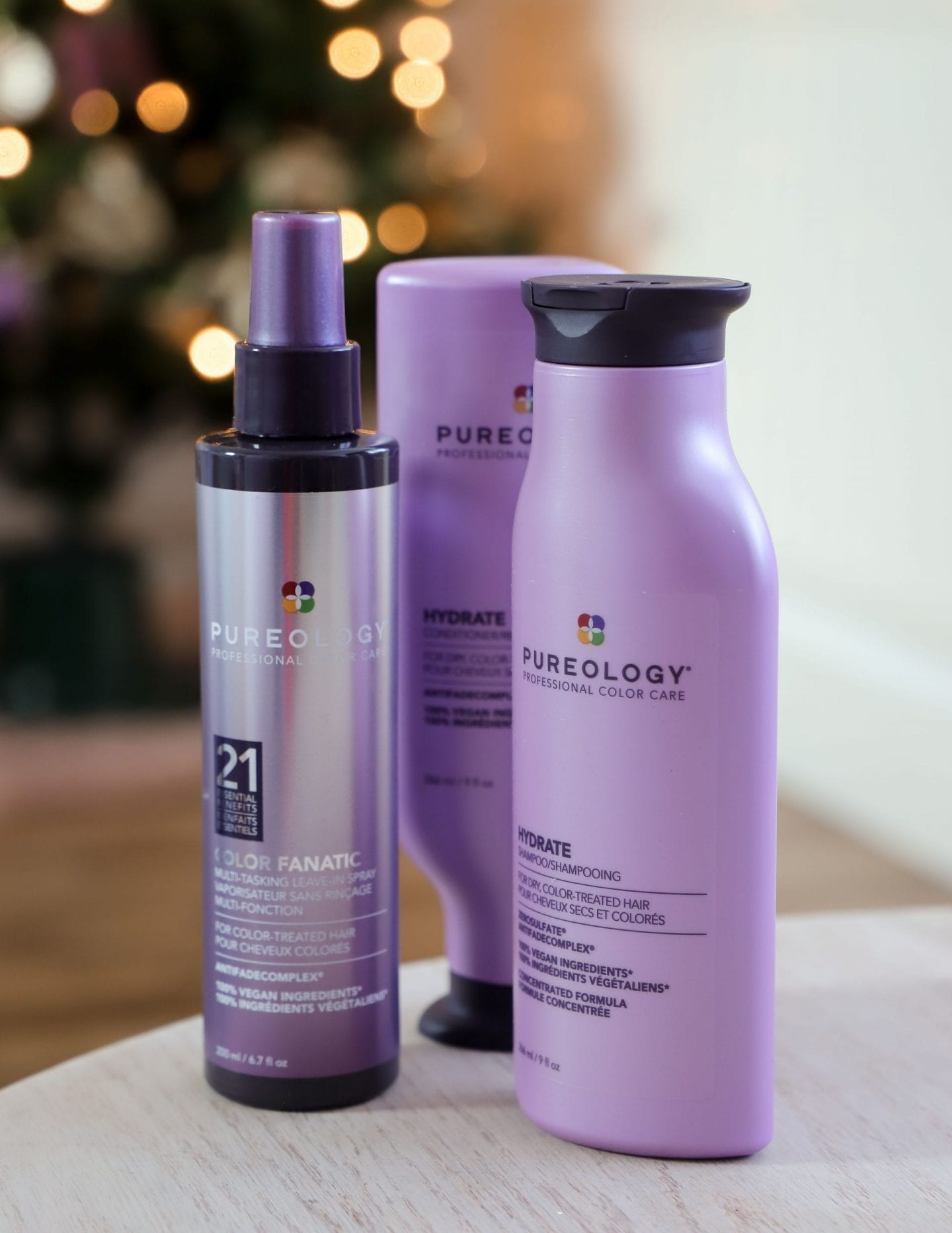 Pureology hydrate to the max gift set