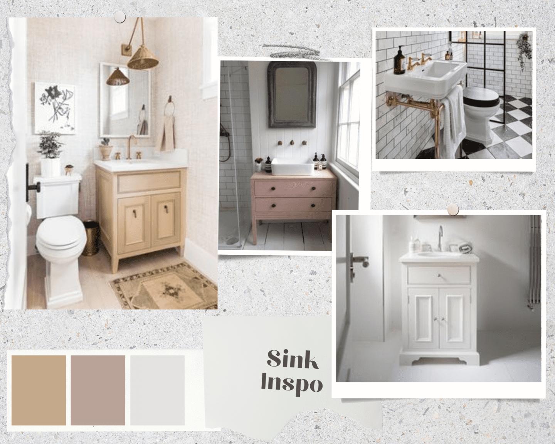 Sink inspiration for bathroom